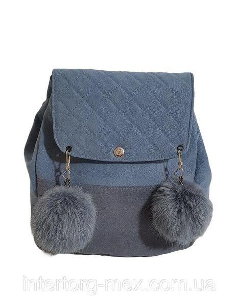 Рюкзак молодёжный с бубоном МР-007