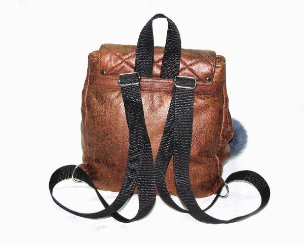 Рюкзак молодежный с бубоном МР-009