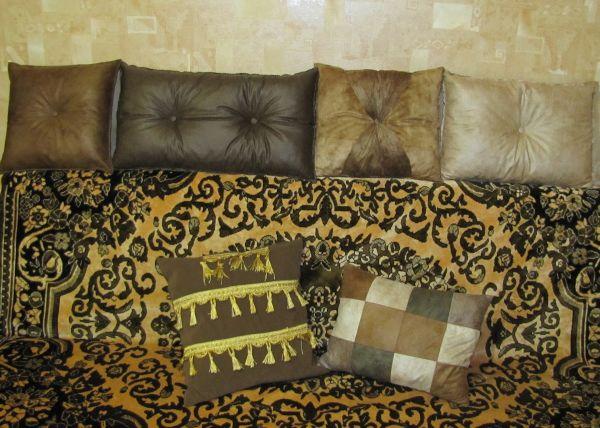 Подушка для интерьера, декора и отдыха М-001