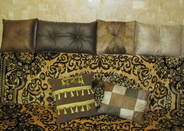 подушка для интерьера, декора и отдыха М-004