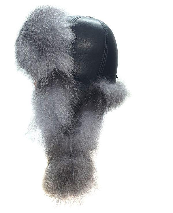 Меховая Женская Шапка из BlueFrost  М-002-Б